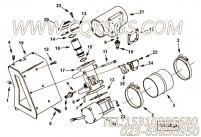【压力传感器】康明斯CUMMINS柴油机的3330156 压力传感器
