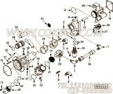 【引擎B5.9-230G的燃油控制模块组】 康明斯接头报价,参数及图片