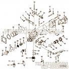 【套件和组件】康明斯CUMMINS柴油机的3970806 套件和组件