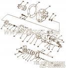 【压缩弹簧】康明斯CUMMINS柴油机的3041475 压缩弹簧