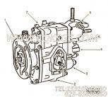 3031298AFC总成,用于康明斯KTA19-C525柴油机燃油泵总成组,更多【牵张机】配件报价