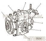 【VS Spring Pack】康明斯CUMMINS柴油机的3020524 VS Spring Pack
