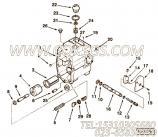3053166扭矩弹簧,用于康明斯M11-C175主机燃油泵组,更多【破碎机】配件报价