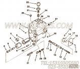 【内六角螺钉】康明斯CUMMINS柴油机的3348541 内六角螺钉