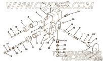 3040760调速器柱塞,用于康明斯KTA19-G4柴油机燃油泵总成组,更多【电力】配件报价