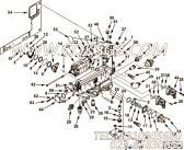 151900矩形密封圈,用于康明斯KTA38-G5-800GF动力燃油泵组,更多【柴油发电】配件报价