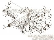 【轴固定器】康明斯CUMMINS柴油机的3331275 轴固定器