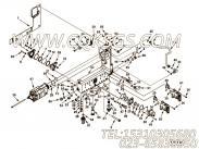 【柔性软管】康明斯CUMMINS柴油机的4062413 柔性软管