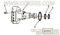 【Actuator, Etr Fuel Control】康明斯CUMMINS柴油机的3052504 Actuator, Etr Fuel Control