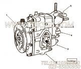 【燃油泵总成】康明斯CUMMINS柴油机的3818669 燃油泵总成