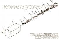 109687VS调速弹簧,用于康明斯NT855-C310主机燃油泵组,更多【天津科普抛雪机】配件报价
