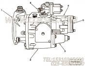 【燃油泵总成】康明斯CUMMINS柴油机的3060214 燃油泵总成