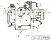 【燃油泵总成】康明斯CUMMINS柴油机的3021948 燃油泵总成