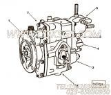 【燃油泵总成】康明斯CUMMINS柴油机的3893006 燃油泵总成
