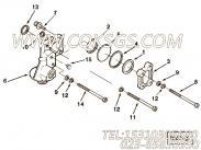 【平垫圈】康明斯CUMMINS柴油机的160514 平垫圈