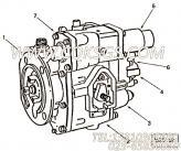 【燃油泵总成】康明斯CUMMINS柴油机的3893830 燃油泵总成