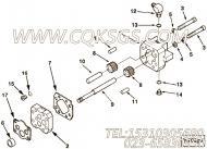 【燃油泵齿轮壳】康明斯CUMMINS柴油机的3033729 燃油泵齿轮壳
