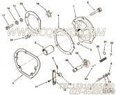 102483联结杆,用于康明斯KTA19-M500柴油发动机油门操纵杆组,更多【船舶机械】配件报价