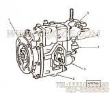 【燃油泵】康明斯CUMMINS柴油机的4902743 燃油泵
