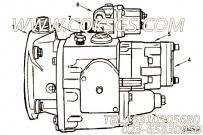 【燃油泵壳】康明斯CUMMINS柴油机的3279620 燃油泵壳