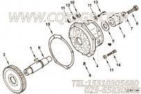 3017472附件驱动安装,用于康明斯KTA19-C525动力燃油泵驱动组,更多【深圳寿力空压机】配件报价
