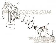 【执行机构壳】康明斯CUMMINS柴油机的3084728 执行机构壳