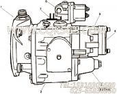 【燃油泵总成】康明斯CUMMINS柴油机的3053275 燃油泵总成