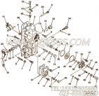 【六角头螺栓】康明斯CUMMINS柴油机的3093891 六角头螺栓