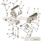 【柔性软管】康明斯CUMMINS柴油机的4067836 柔性软管