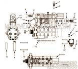 【铜垫圈】康明斯CUMMINS柴油机的4927979 铜垫圈