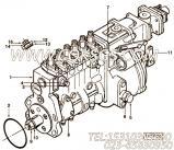 【饲料泵盖垫片】康明斯CUMMINS柴油机的3918893 饲料泵盖垫片
