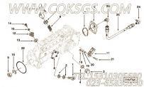 【喷油泵】康明斯CUMMINS柴油机的3912636 喷油泵