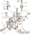 【减少适配器】康明斯CUMMINS柴油机的3903382 减少适配器