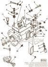 【柴油机6LT9.5-C220的性能件组】 康明斯半圆键报价,参数及图片