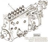 【喷油泵】康明斯CUMMINS柴油机的3921083 喷油泵