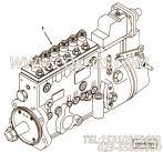 【喷油泵】康明斯CUMMINS柴油机的3929172 喷油泵