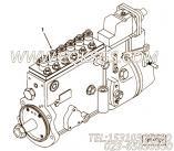 【柴油机C8.3-325的基本燃油泵组】 康明斯燃油喷射泵报价,参数及图片