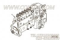 【喷油泵】康明斯CUMMINS柴油机的3355762 喷油泵