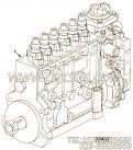 【燃油泵】康明斯CUMMINS柴油机的4063536 燃油泵