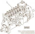 【喷油泵】康明斯CUMMINS柴油机的3922763 喷油泵