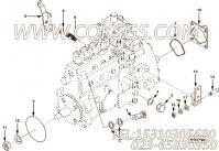 【喷油泵】康明斯CUMMINS柴油机的3928665 喷油泵