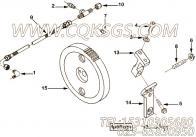 【燃油泵齿轮】康明斯CUMMINS柴油机的3931450 燃油泵齿轮