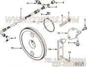 【燃油泵齿轮】康明斯CUMMINS柴油机的3934188 燃油泵齿轮