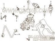 【燃油泵】康明斯CUMMINS柴油机的3356501 燃油泵