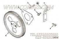 【圆头螺栓】康明斯CUMMINS柴油机的3928231 圆头螺栓