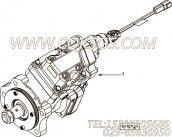 【燃油泵】康明斯CUMMINS柴油机的4088728 燃油泵