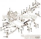 【减少适配器】康明斯CUMMINS柴油机的3686740 减少适配器