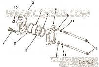 68061AO型密封圈,用于康明斯NT855-L290主机燃油泵组,更多【车用】配件报价