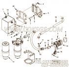 【过滤器支架】康明斯CUMMINS柴油机的3640463 过滤器支架