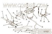 【过滤器支架】康明斯CUMMINS柴油机的C0149212800 过滤器支架